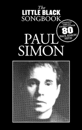 Product Cover for Paul Simon – The Little Black Songbook