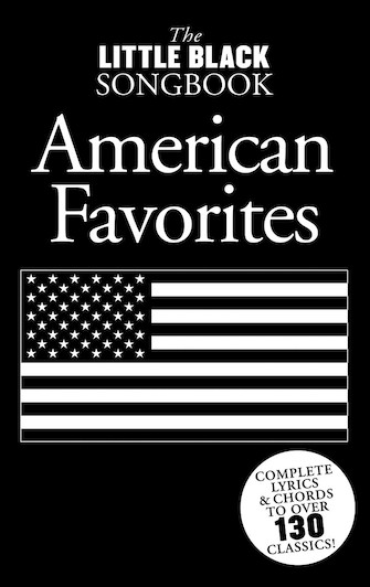 Product Cover for Little Black Songbook of American Favorites