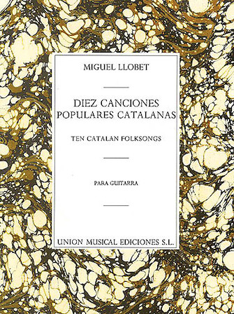 Product Cover for 10 Canciones Populares Cantalanas