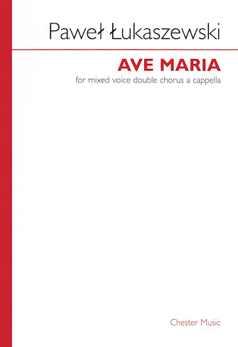 Ave Maria : SSAATTBB : 0 : Sheet Music : 14019534 : 884088659554