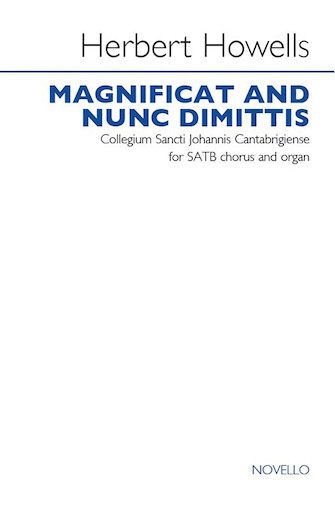 Product Cover for Magnificat and Nunc Dimittis (Collegium Sancti Johannis Cantabrigiense)