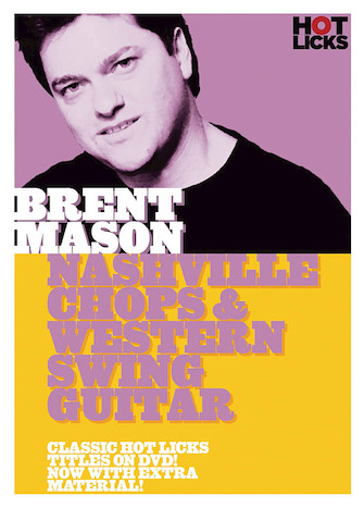 Product Cover for Brent Mason – Nashville Chops