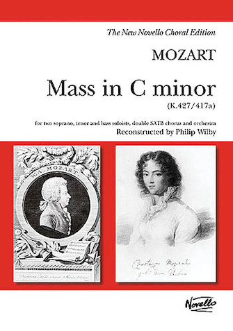 Product Cover for Mass in C Minor K.427/417a