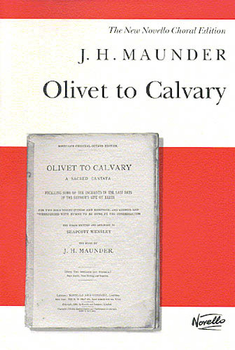Product Cover for J.H. Maunder: Olivet To Calvary