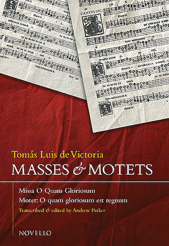Product Cover for Masses and Motets