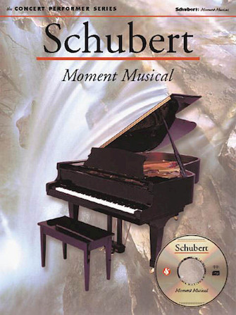Product Cover for Schubert: Moment Musical