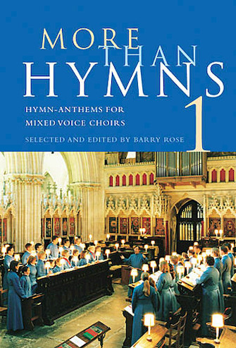 Product Cover for More Than Hymns 1
