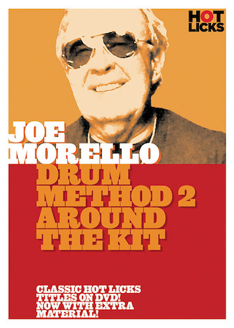 Product Cover for Joe Morello – Drum Method 2: Around the Kit