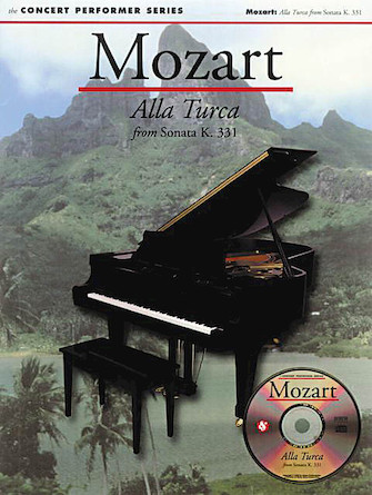 Product Cover for Mozart: Alla Turca from Sonata (K331) (No. 32)