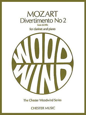 Product Cover for Divertimento No. 2 from K439b