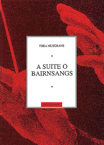 Product Cover for A Suite O Bairnsangs