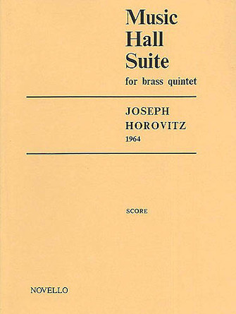 Product Cover for Music Hall Suite for Brass Quintet