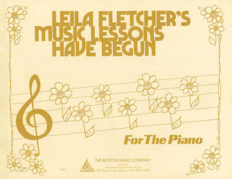 Product Cover for Music Lessons Have Begun