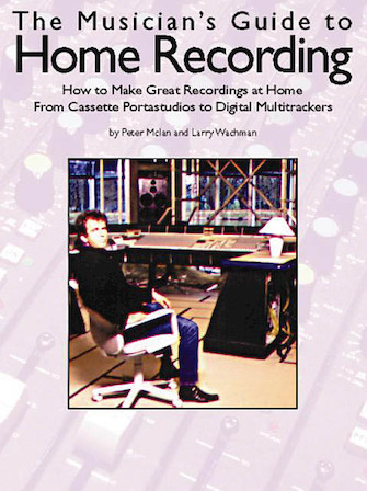Product Cover for The Musicians Guide to Home Recording