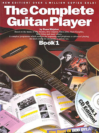 Product Cover for The Complete Guitar Player – Book 1