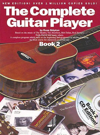 Product Cover for The Complete Guitar Player – Book 2