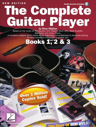 Product Cover for The Complete Guitar Player Books 1, 2 & 3