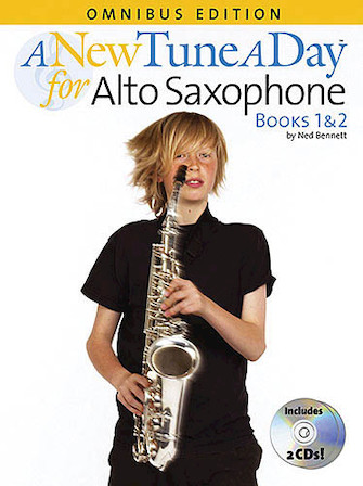 Product Cover for A New Tune a Day: Alto Saxophone Books 1 & 2