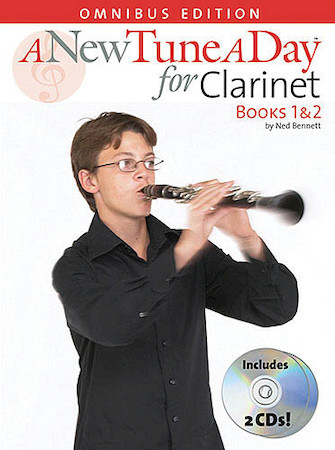 Product Cover for A New Tune a Day for Clarinet