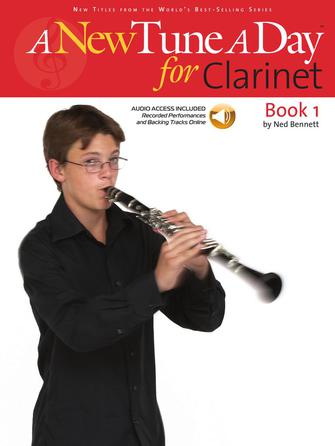 Product Cover for A New Tune a Day – Clarinet, Book 1