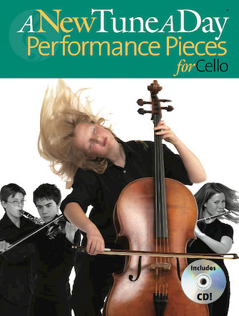 Product Cover for A New Tune a Day – Performance Pieces for Cello