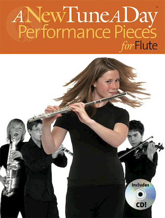 Product Cover for A New Tune a Day – Performance Pieces for Flute