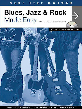 Product Cover for Next Step Guitar – Blues, Jazz & Rock Made Easy