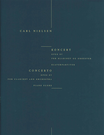 Product Cover for Clarinet Concerto Op. 57