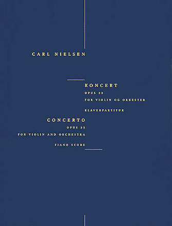 Product Cover for Concerto for Violin and Orchestra Op. 33