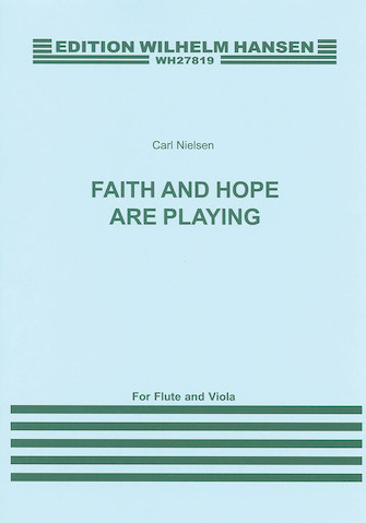 Product Cover for Faith and Hope Are Playing