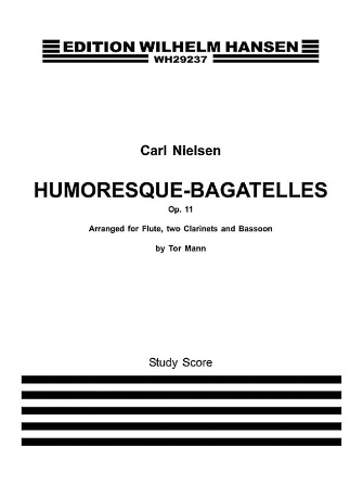 Product Cover for Humoresque-Bagatelles Op.11