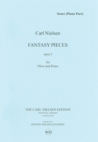 Product Cover for 2 Fantasy Pieces Op. 2