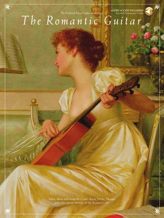Product Cover for The Romantic Guitar