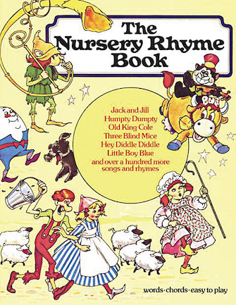 Product Cover for The Nursery Rhyme Book