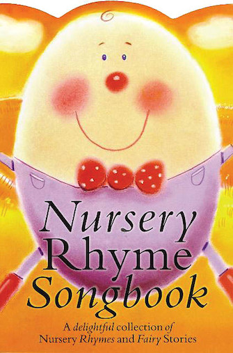 Product Cover for Nursery Rhyme Songbook