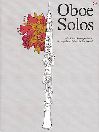 Product Cover for Oboe Solos