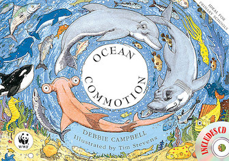Product Cover for Ocean Commotion