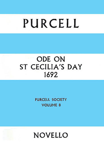 Product Cover for Ode On St Cecilia's Day 1692