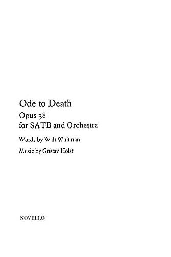 Product Cover for Ode to Death