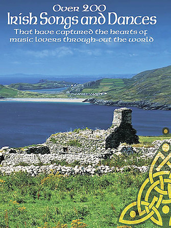 Product Cover for Over 200 Irish Songs and Dances