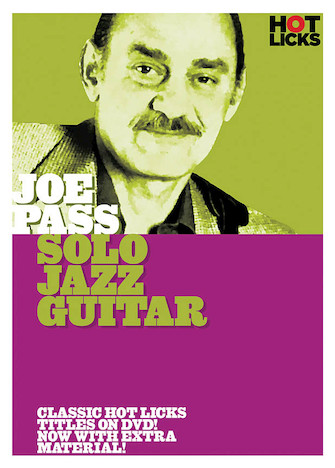 Product Cover for Joe Pass – Solo Jazz Guitar