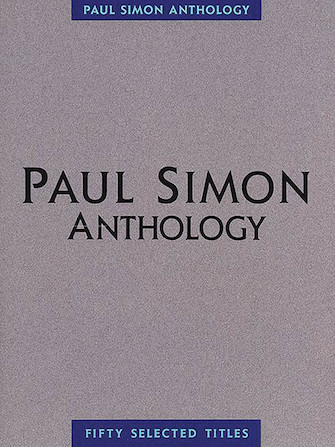 Product Cover for Paul Simon – Anthology