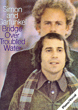 Product Cover for Simon and Garfunkel – Bridge over Troubled Water