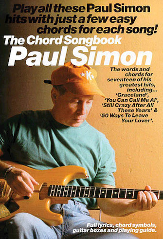 Product Cover for Paul Simon – The Chord Songbook