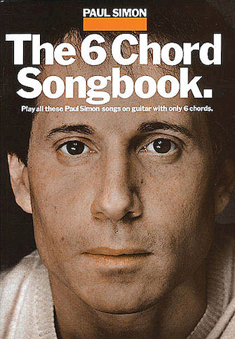 Product Cover for Paul Simon – The 6 Chord Songbook
