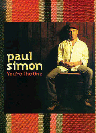 Product Cover for Paul Simon – You're the One