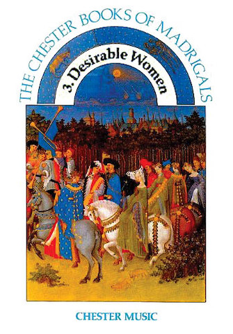 Product Cover for The Chester Book of Madrigals – Volume 3