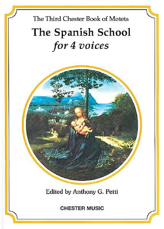 Product Cover for The Chester Book of Motets – Volume 3