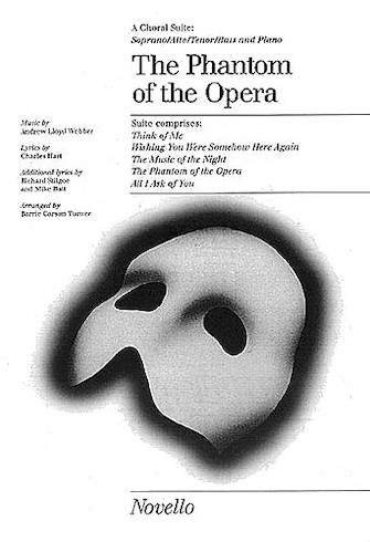 Product Cover for The Phantom of the Opera (Choral Suite)