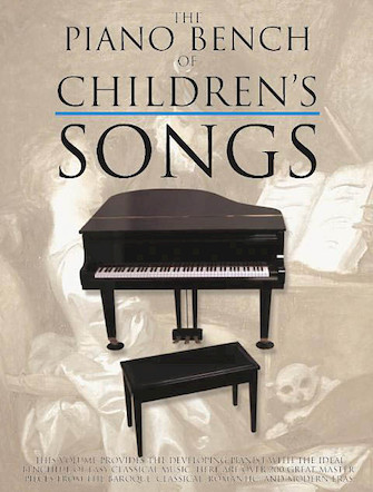 Product Cover for The Piano Bench of Children's Songs